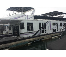 2000 Paradise Houseboat For Sale houseboat trader 1
