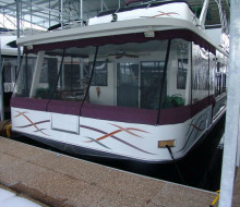 2002 SUMERSET HOUSEBOATS 16 X 72 houseboat trader 1