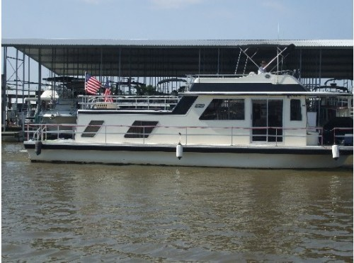 1989 GIBSON HOUSEBOAT FOR SALE - HouseboatTrader com