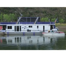 2001 Horizon Yacht Houseboat 16×64