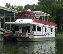 2005 Horizon Yachts 50 Wide Body houseboat trader 1
