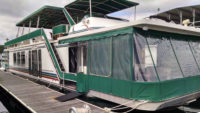 1996 Sumerset 72' Widebody Houseboat 1